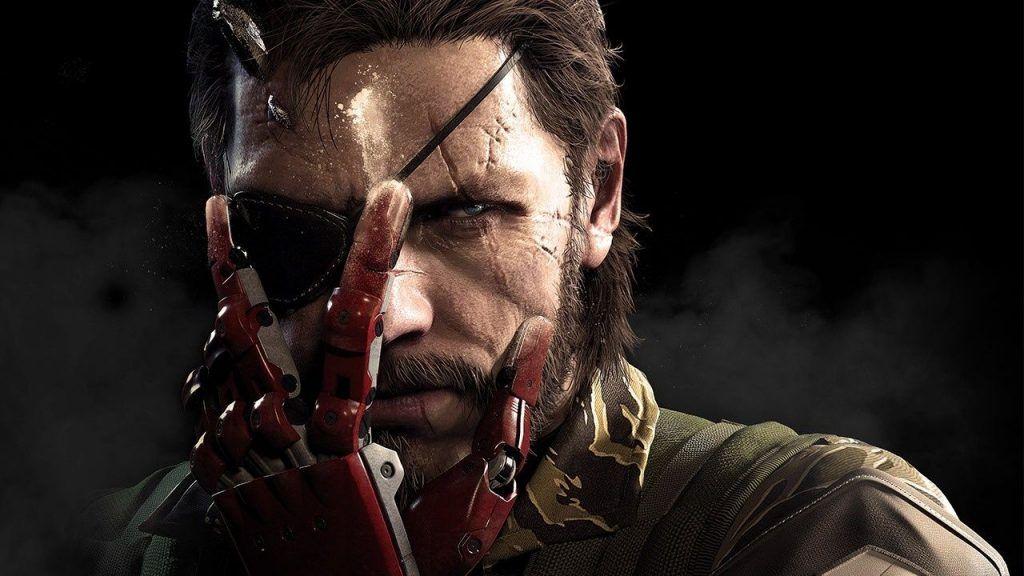 Metal Gear Solid V-Phantom Pain