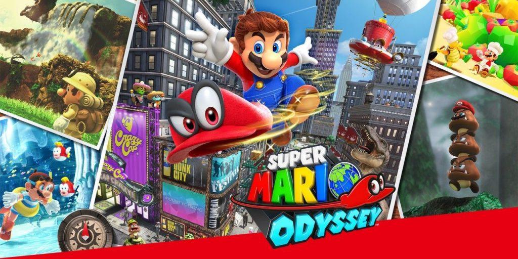 Super Mario Odyssey barato mejor precio