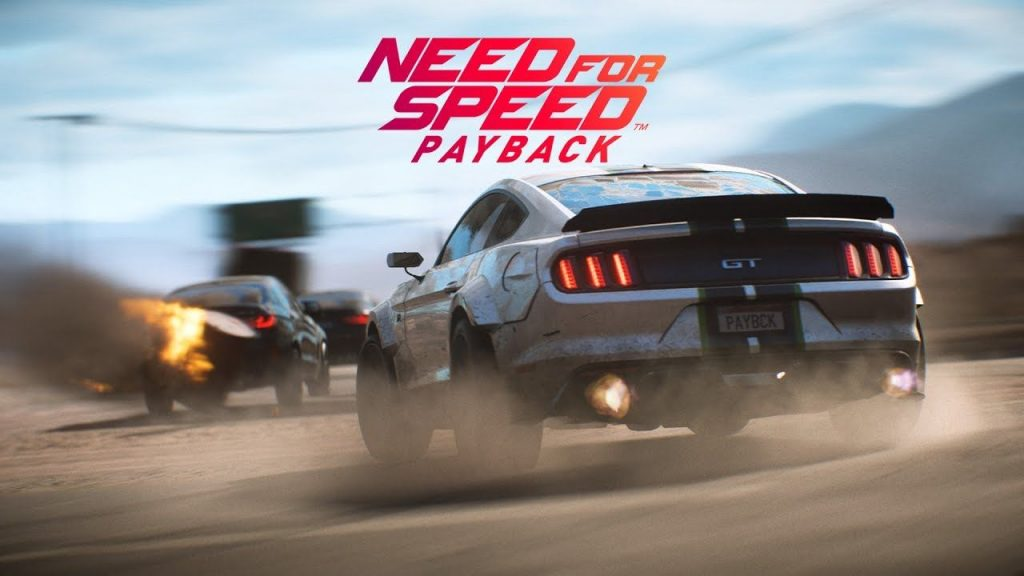 Need For Speed Payback barato