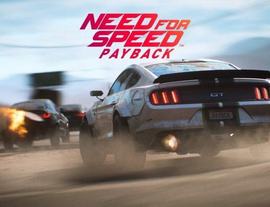 Need For Speed Payback mejor precio