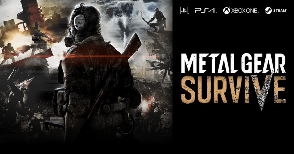 Metal Gear Survive barato