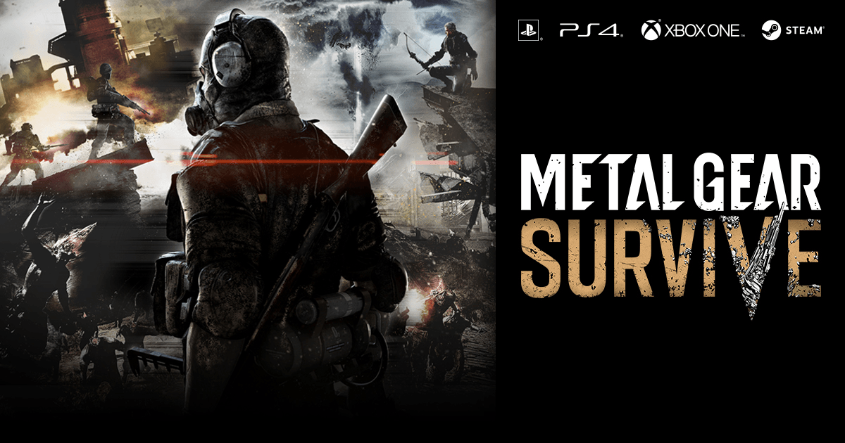 Metal Gear Survive barato