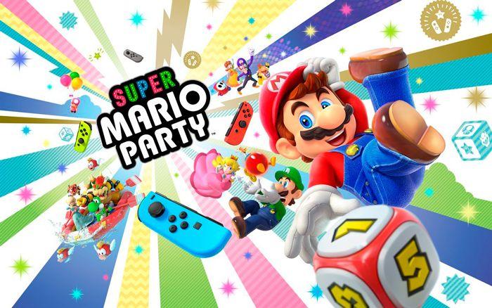 super mario party barato